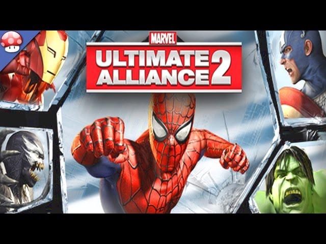 Руководство запуска: Marvel Ultimate Alliance 2 по сети