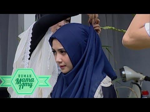 Alhamdulillah! Gigi Diajarin Pakai Hijab Sama Fatin Shidqia - Rumah Mama Amy (2/6)