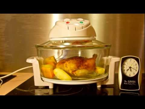 Countertop Tandoori Oven : Testing a new convection oven can it cook a chicken in less tha 30 ...