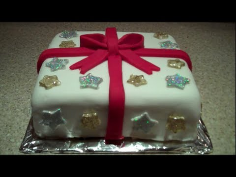 How to Decorate a Cake with Sugarpaste (Ready to Roll ...