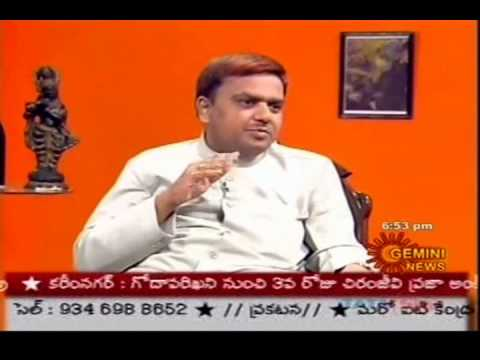 N N Murthy speaks on Sparrows Disappearance at Gemini TV Interview (Part-2)