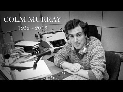NUJ tribute to Colm Murray