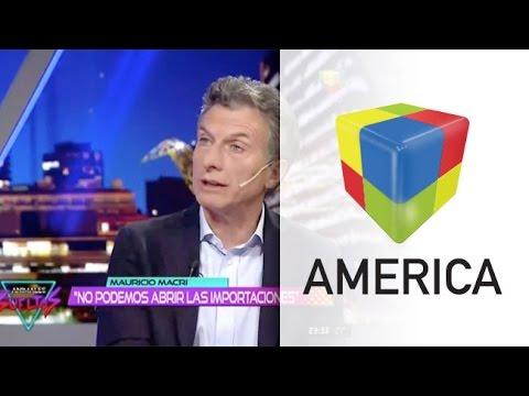 Mauricio Macri: Scioli no es el mismo, le pasó algo