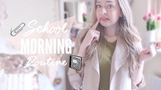 School Morning Routine 2016 | Floral Princess