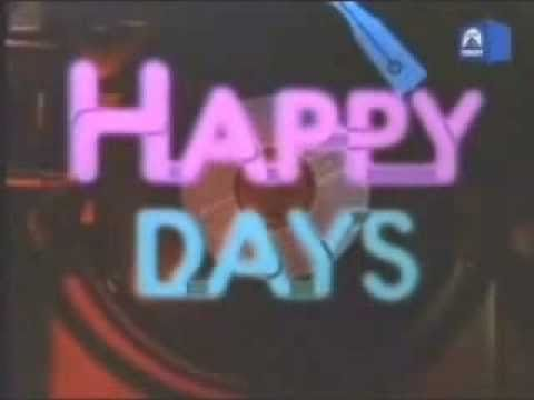 Happy Days is listed (or ranked) 21 on the list The Best TV Theme Songs of All Time