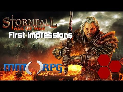 Stormfall Age of War - First Impressions