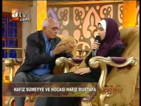 Quran Sumeyye Eddeb M Kamil Kuran Tilaveti. video