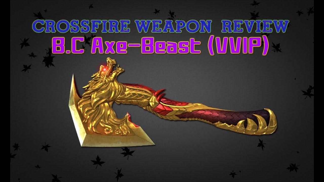 Axe Beast 2.0 B.c Axe-beast Vvip