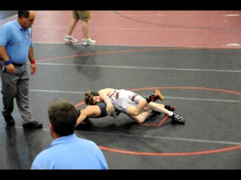Missouri Select Freestyle Wrestling - Hunter at State Tournament 3rd match Image 1