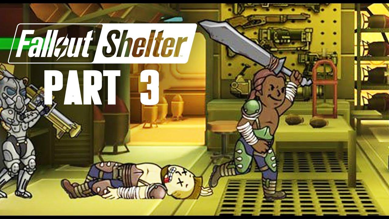 Fallout Shelter Fallout Shelter Walkthrough