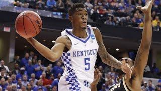 Wichita State vs. Kentucky: Game Highlights