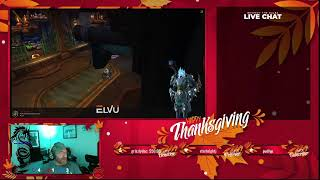 @HappyThanksgiving @Battlenet @diablo Happy Thanksgiving... Live Streaming a few hours. 4/15 Subs.