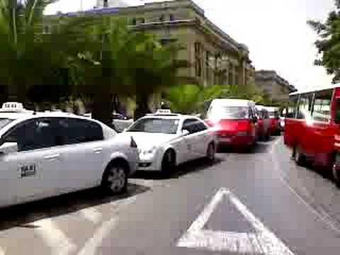 Valletta Transport strike