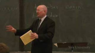 Video: New Testament: Bible Canon - Dale Martin 1/23