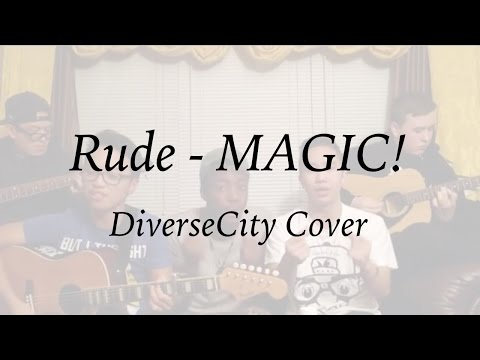 MAGIC! - Rude (Cover)