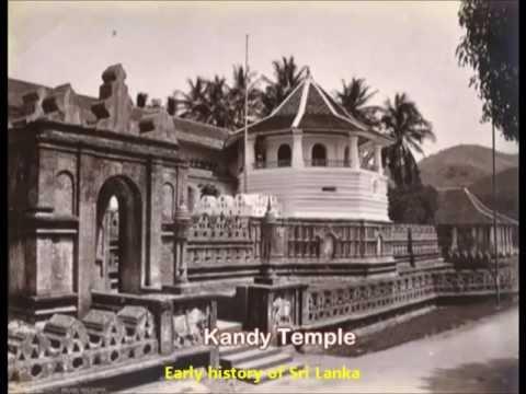 early history of sri lanka
