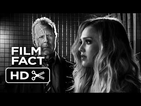 Sin City: A Dame To Kill For Film Fact (2014) - Jessica Alba Action Thriller HD
