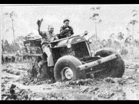 Swamp Buggy History and Race Naples Florida