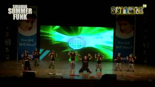 Sadda Haq - Sadda Haq - Children Advance Batch - Punjabi Bagh - SHIAMAK'S Summer Funk 2012 - Delhi