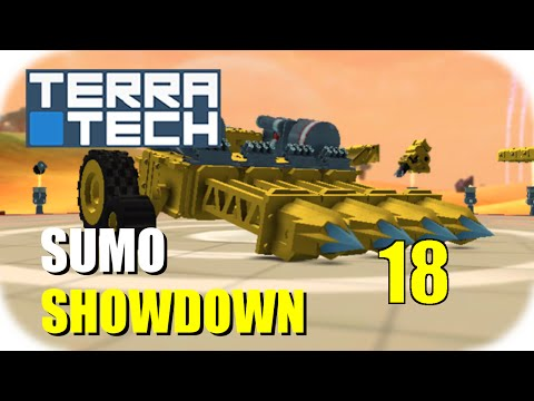 Terra Tech #18 - ( Sumo Showdown ) [Deutsch] -HD-