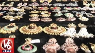 Huge Demand For Heavy Earrings | Latest Designs Attracts City Women | Hyderabad