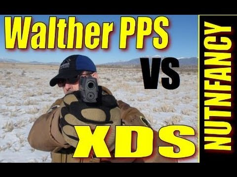 Springfield XDS vs Walther PPS Drill