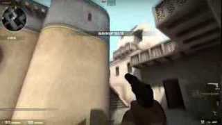 NEW Smokes on de_dust2!