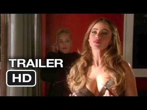 Fading Gigolo International TRAILER 1 (2013) - Sharon Stone, Sofía Vergara Comedy HD
