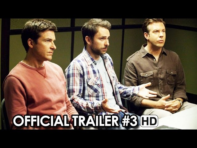 Horrible Bosses 2 Official Trailer #3 (2014) - Jason Sudeikis HD