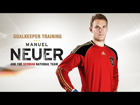 Goalkeeper training - Manuel Neuer training (  Bayern Munich and the German national team)