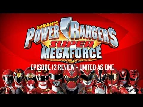 Power Rangers Super Megaforce - Episode 12 Review