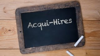 Ask Jay - Acqui-Hires