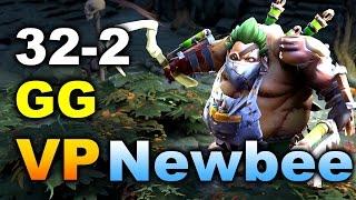 VP vs Newbee - 32-2 GG - ESL One Genting Dota 2