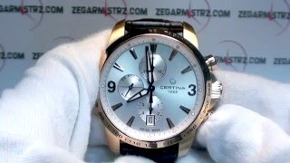 Certina DS Podium Chrono Automatic   C001.427.36.037.00   www.zegarmistrz.com