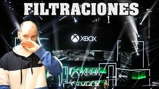 ¡LAS FILTRACIONES DEL E3 DE MICROSOFT! - Sasel - XBOX one - sony - directo - español