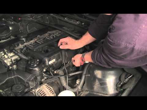 Replacing the BMW M54 Crankcase Ventilation System. Part 3 of 3