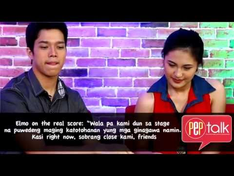 PEP TALK: Any chance Julie Anne San Jose and Elmo Magalona will fall for each other?