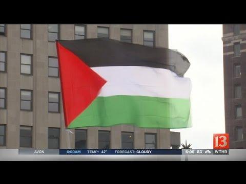 Pro-Palestine rallies reach Indianapolis