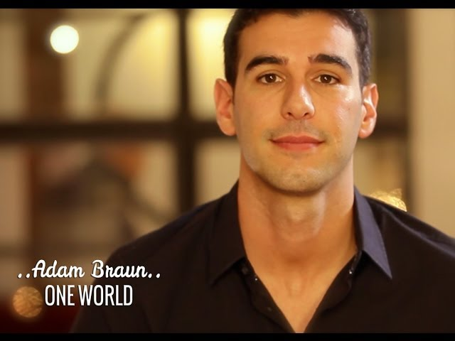 ONE WORLD: Adam Braun & Deepak Chopra