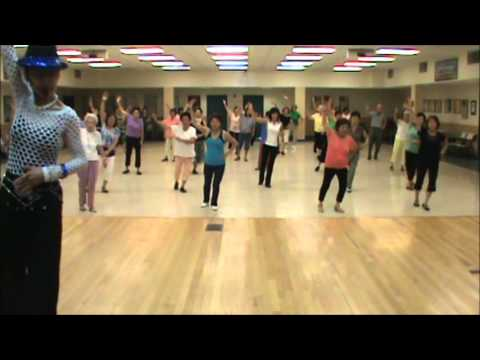 Bailamos Line Dance Samba video