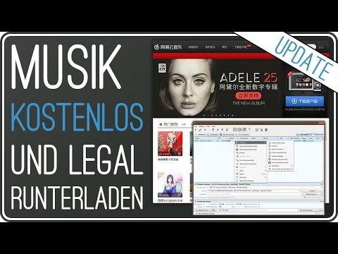 MUSIK KOSTENLOS UND LEGAL RUNTERLADEN | Lieder und ganze Alben als MP3 downloaden (320 kbps)
