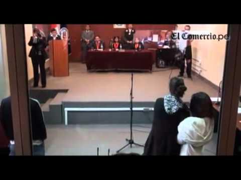 la sentencia de Eva Bracamonte y Liliana Castro