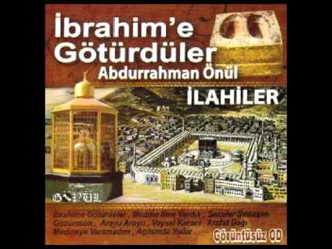 Abdurrahman Önül - Geceler Sırdaşım 2009 Yep Yeni Orginal Full Albüm -AknBK- AKN