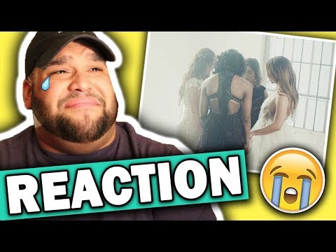 Fifth Harmony - Don't Say You Love Me (Music Video) REACTION