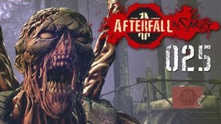 Let's Play Afterfall: Insanity #025 - im Hause Gottes [deutsch] [720p]