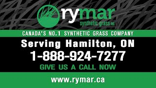 [Hamilton Synthetic Turf Landscaping Grass Installation Artif...] Video