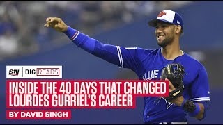 Inside The 40 Days That Changed Lourdes Gurriel's Career – Big Reads