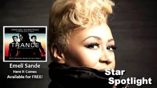 Watch Emeli Sande Here It Comes video