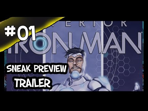 Superior Iron Man 1 Preview