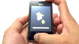 Como Formatar LG E400f / E405f Optimus L3 || Hard Reset, Desbloquear. G-Tech